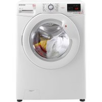 Hoover Washer Dryer WDXOC 485A Smart 8 kg  - White, White