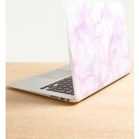 Lilac Swirl Macbook Skin, Assorted