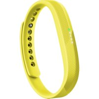FITBIT Flex 2 Accessory Bands - Yellow, Small & Large, Yellow