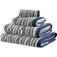 House by John Lewis Splice Storm Towels