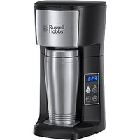 Russell Hobbs 22630 Brew & Go Coffee Maker, Silver