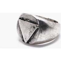 Engraved Ring - silver