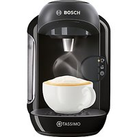 Tassimo Vivy Coffee Machine by Bosch, Black