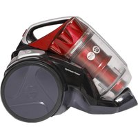 HOOVER Optimum KS51_OP2 Cylinder Bagless Vacuum Cleaner - Red & Black, Red