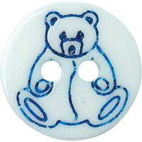 Groves Teddy Button, 12mm, Pack of 5