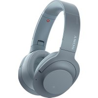 SONY WH-H900N Wireless Bluetooth Noise-Cancelling Headphones - Blue, Blue