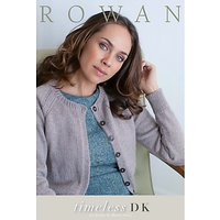 Rowan Timeless DK Women's Knitting Pattern Magazine