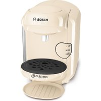 TASSIMO by Bosch Vivy2 TAS1407GB Hot Drinks Machine - Cream, Cream