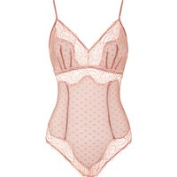 AND/OR Alexa Lace Body, Cafe Creme