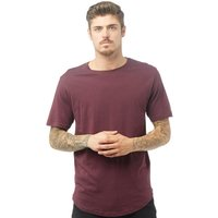 Troy Mens Troy Longy T-Shirt Red