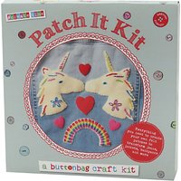 Buttonbag Make Your Own Felt Patches Kit