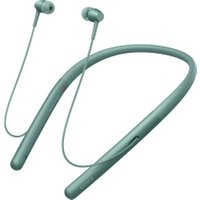 SONY h.ear Series WI-H700 Wireless Bluetooth Headphones - Green, Green