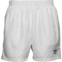 Umbro Mens Training Woven Shorts White/Black
