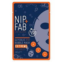 Nip + Fab Glycolic Fix bubble face mask