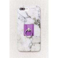 Neon Lilac Phone Ring Holder Stand, Lilac