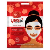 Yes To Tomatoes Blemish fighting paper mask