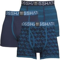 Crosshatch Mens Causeway Three Pack Boxers Multi