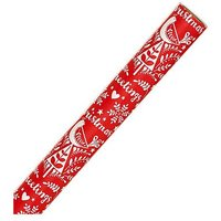 Boots Christmas Scandi 4M Wrap