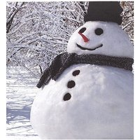 Boots Christmas - Snowman