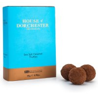 House of Dorchester Sea Salt Caramel 6 Chocolate Selection Box