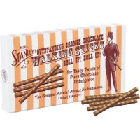 Mr Stanleys Chocolate Orange Walking Sticks, Orange