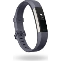 FITBIT Alta HR Leather Band - Indigo, Large, Indigo