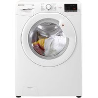 HOOVER Link HL 1682D3 NFC 8 kg 1600 Spin Washing Machine - White, White