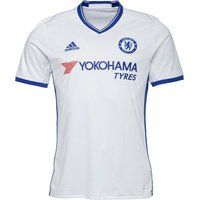 adidas Mens CFC Chelsea Third Shirt White/Chelsea Blue