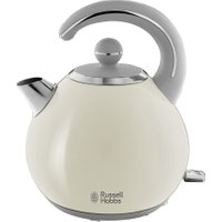 RUSSELL HOBBS Bubble 24401 Kettle - Cream, Cream