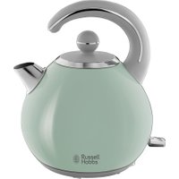 RUSSELL HOBBS Bubble 24404 Kettle - Green, Green
