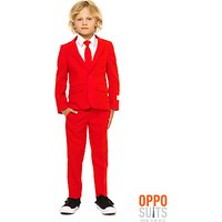 OppoSuits Red Devil Costume, Children's