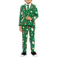 OppoSuits Santa Boss Costume, Children's