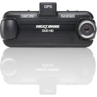NEXTBASE Duo HD Dash Cam - Black, Black