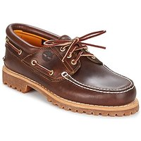 Timberland  ICON 3-EYE  men's Boat Shoes in Brown