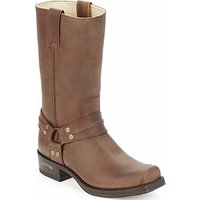 Sendra boots  EDDY  men's High Boots in Brown