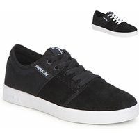 Supra  STACKS  men's Shoes (Trainers) in Black