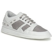 Marith   Francois Girbaud  SN-NET  men's Shoes (Trainers) in White