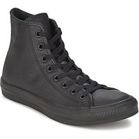 Converse  ALL STAR LEATHER HI  men's Shoes (High-top Trainers) in Black