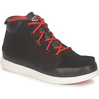 Umbro  SPINNING FIELD MID  men's Shoes (Trainers) in Black