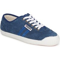 Kawasaki  RETRO SUEDE  men's Shoes (Trainers) in Blue