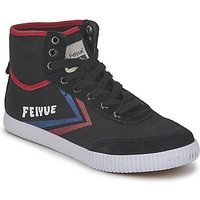 Feiyue  A.S HIGH ORIGINE 1920  men's Shoes (High-top Trainers) in Black