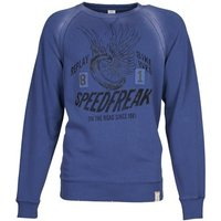 Replay  M6346  men's Sweatshirt in Blue