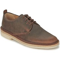 Clarks  DESERT LONDON  men's Casual Shoes in Brown