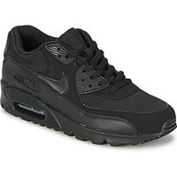 Nike  Air max 90 essential  men's Shoes (Trainers) in Black