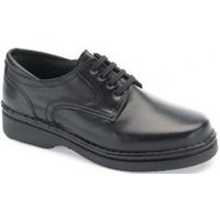 Calzamedi  very comfortable orthopedic Knight  men's Casual Shoes in Black