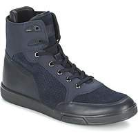 Bikkembergs  OLIMPIAN 186  men's Shoes (High-top Trainers) in Blue