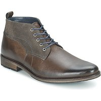 Casual Attitude  RAGILO  men's Mid Boots in Brown