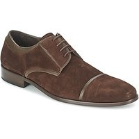 So Size  EWING  men's Casual Shoes in Brown