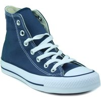 Converse  canvas shoes high  men's Shoes (High-top Trainers) in Blue