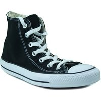 Converse  canvas shoes high  men's Shoes (High-top Trainers) in Black